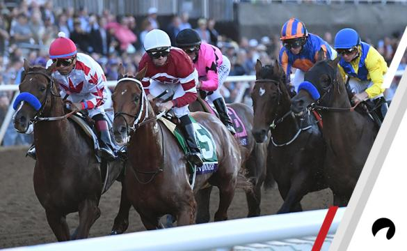 Breeders' Cup Class Distaff Mile Betting Odds Accelerate Favorite