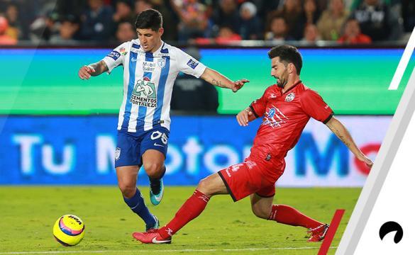 Victor Guzman Pachuca Liga MX soccer futures odds 2018-19 Apertura