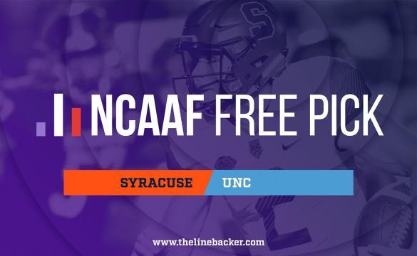 North Carolina Syracuse Linebacker