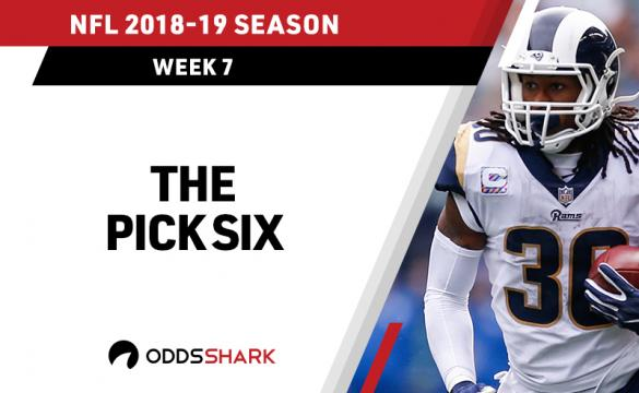 The Pick Six: Week 7 NFL Betting