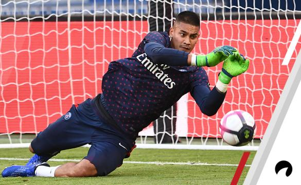 Alphonse Areola PSG Odds to win 2018-19 Ligue 1 title