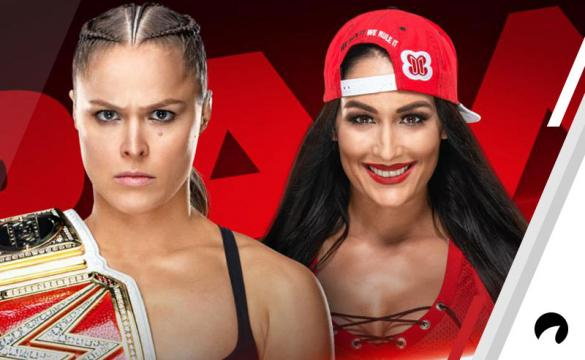 Ronda Rousey and Nikki Bella will headline WWE's first ever all women's pay per view Evolution on Sunday, October 28.