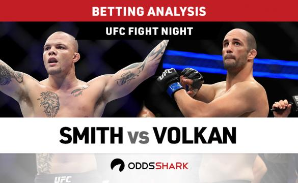 UFC Fight Night Moncton: Betting Odds and Picks