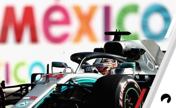 2018 Mexican Grand Prix Odds