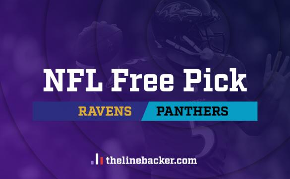 Ravens Panthers Linebacker Pick