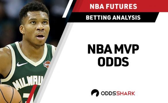 NBA MVP Odds November 1 2018