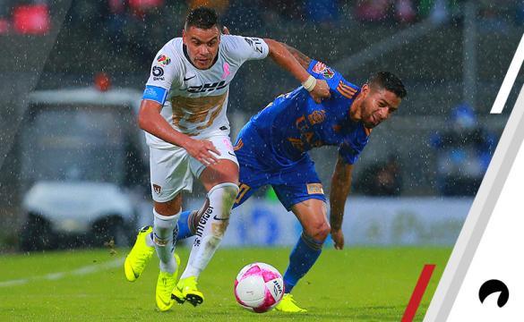 Pablo Berrera Javier Aquino Odds to win 2018-19 Liga MX title soccer