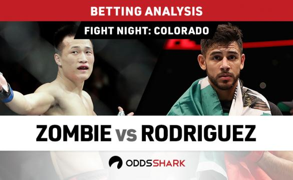 UFC Fight Night Colorado: Betting Odds and Pick