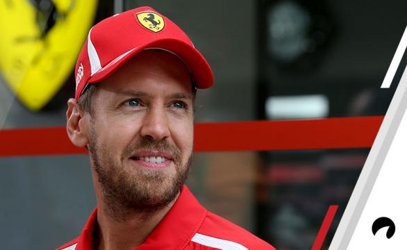 Sebastian Vettel of Germany and Ferrari looks on in the Paddock during previews ahead of the Formula One Grand Prix of Brazil at Autodromo Jose Carlos Pace on November 8, 2018 in Sao Paulo, Brazil. (