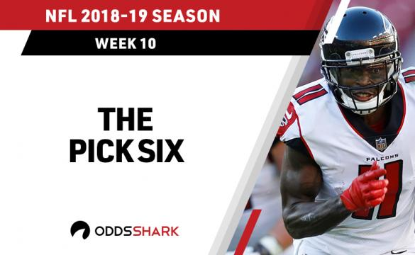 The Pick Six: Week 10 NFL Betting