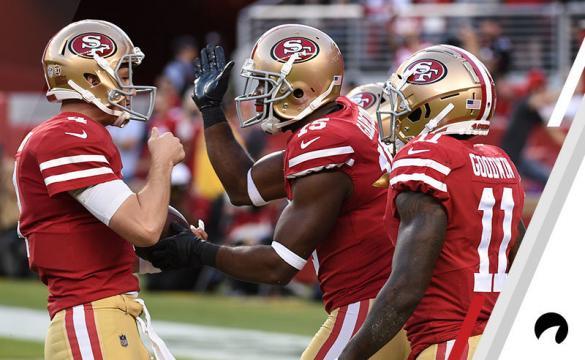 Previa para apostar en el 49ers Vs Giants de la Semana 10 de la NFL