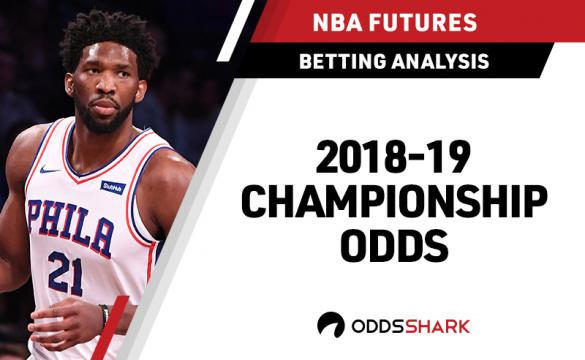 NBA Championship Odds November 10