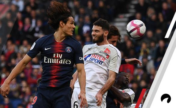 Edinson Cavani PSG Odds to win 2018-19 Ligue 1 title France soccer