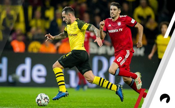 Paco Alcacer Borussia Dortmund Odds to win 2018-19 Bundesliga title German soccer