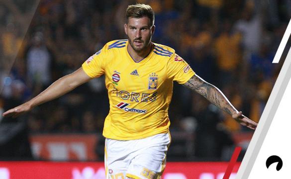 Andre Pierre Gignac Tigres Liga MX soccer 2018-19 Mexico