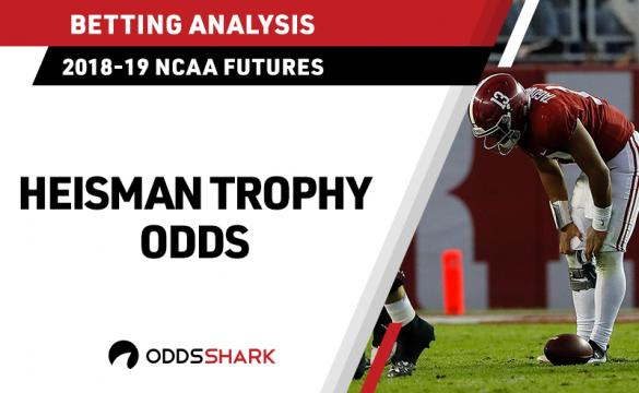 2018 Heisman Trophy Betting Odds