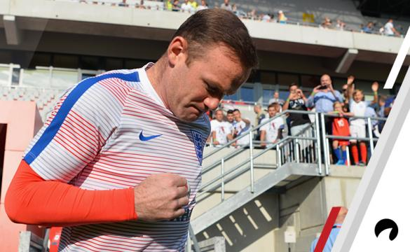Wayne Rooney England USA soccer friendly betting odds