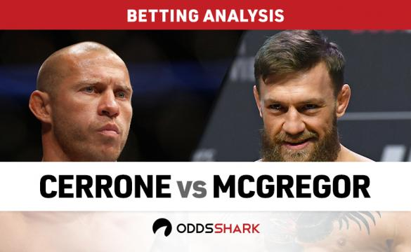 Cerrone vs McGregor Odds Analysis