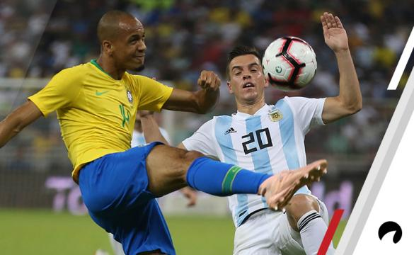 Miranda Brazil Uruguay international friendly betting odds soccer