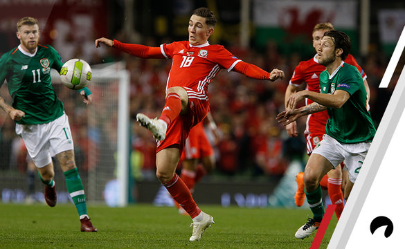 Harry Wilson Wales vs Denmark UEFA Nations League soccer betting odds