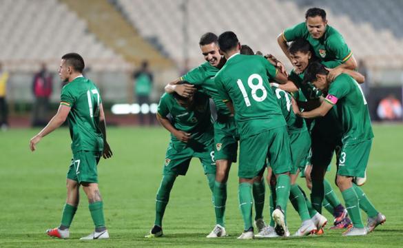 Previa para apostar en el amistoso Emiratos Árabes Unidos Vs Bolivia