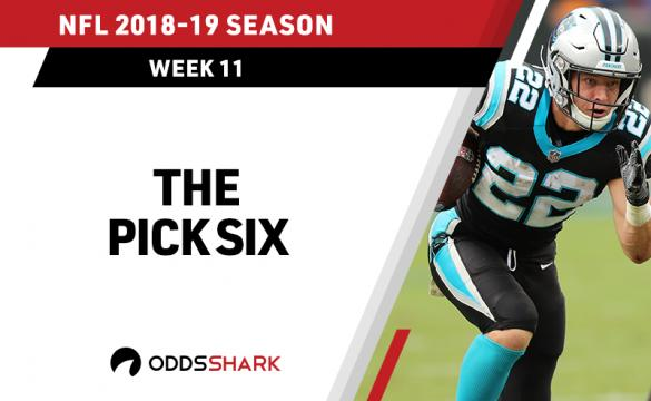 The Pick Six: Week 11 NFL Betting