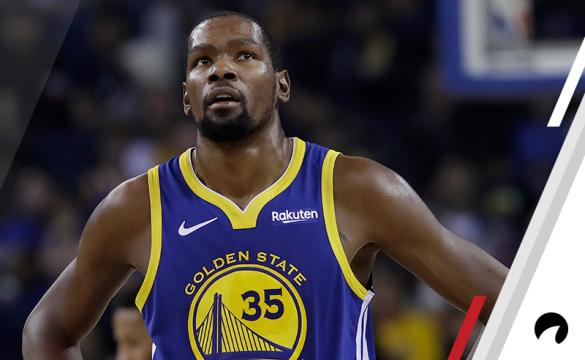 Odds Kevin Durant Leaving Golden State Warriors November 16
