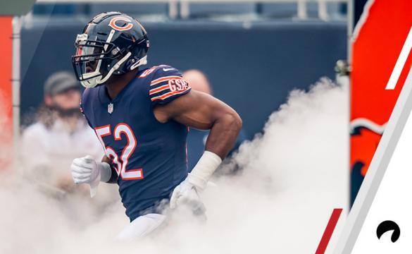 Previa para apostar en el Bears Vs Vikings de la Semana 11 de la NFL