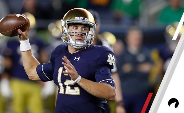 Notre Dame vs USC Betting Odds