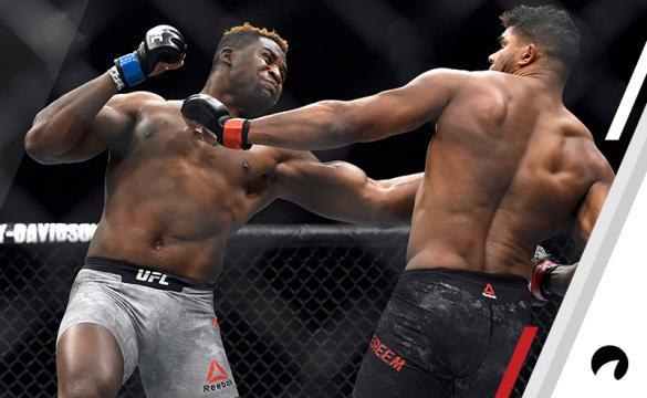 UFC Fight Night Beijing: Ngannou vs Blaydes II