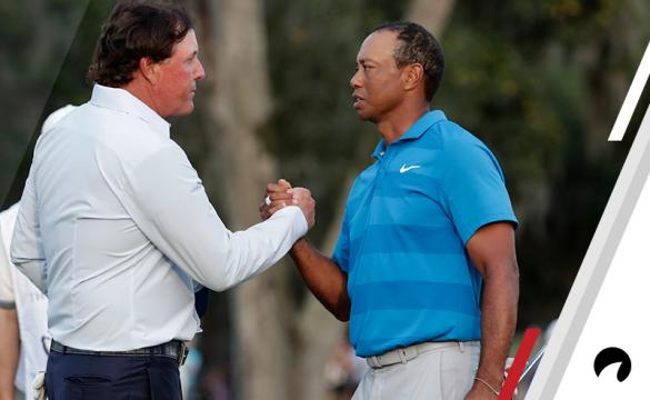 Tiger Woods-Phil Mickelson Betting Props