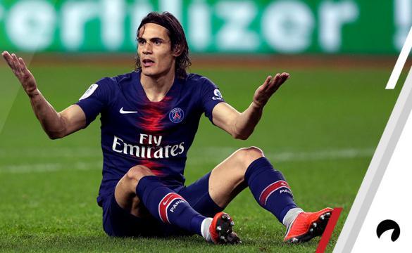 Edinson Cavani Odds to win 2018-19 Ligue 1 title France soccer