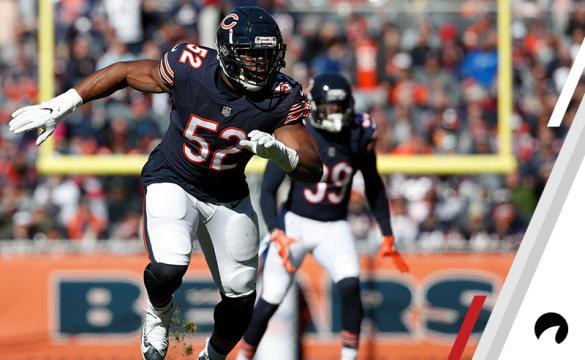 Mack Bears NFL Betting