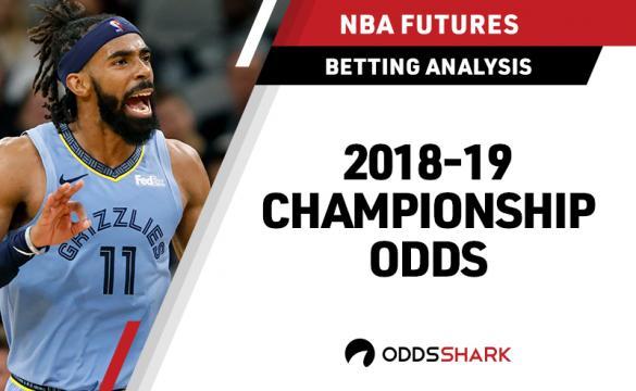 NBA Championship Odds December 10