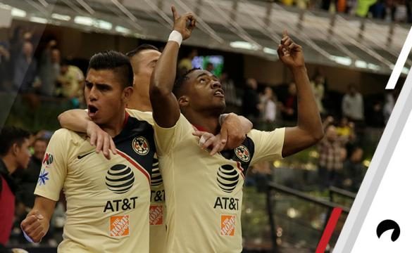 Alex Ibarra Club America Cruz Azul Odds to win 2018-19 Liga MX Apertura