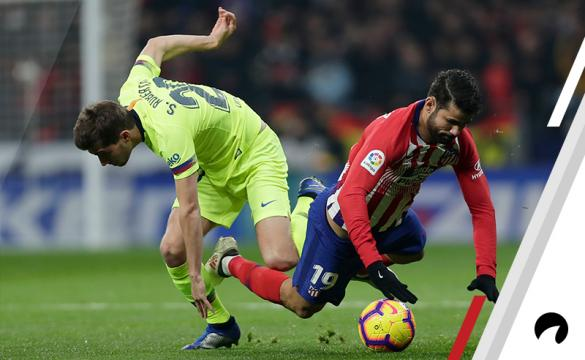 Diego Costa Atletico Madrid Odds to win 2018-19 La Liga title Spain soccer