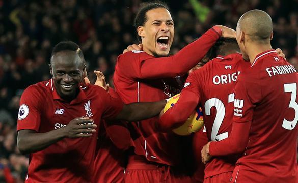 Previa para apostar en el Liverpool Vs Manchester United de la Premier League