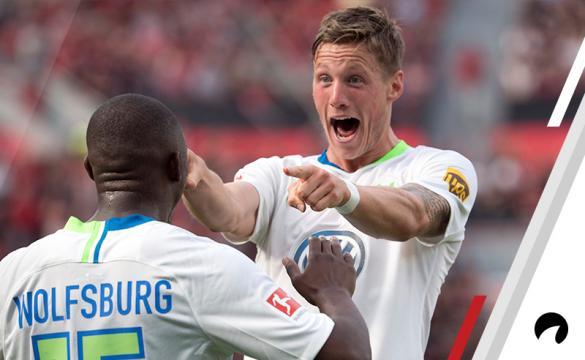 Wout Weghorst Nurnberg vsWolfsburg Betting Odds Preview Bundesliga soccer Germany