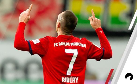 Franck Ribery Bayern Munich Odds to win 2018-19 Bundesliga title German soccer