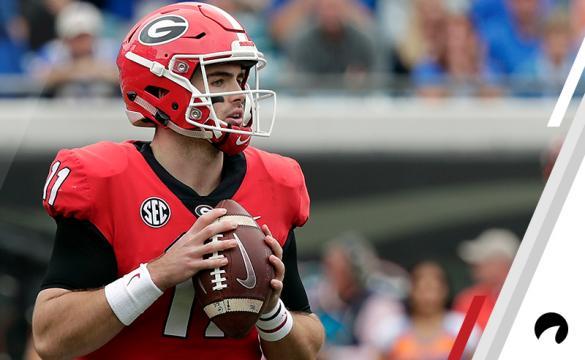 Jake Fromm Betting Odds Preview 2019 Sugar Bowl Texas Longhorns vs Georgia Bulldogs