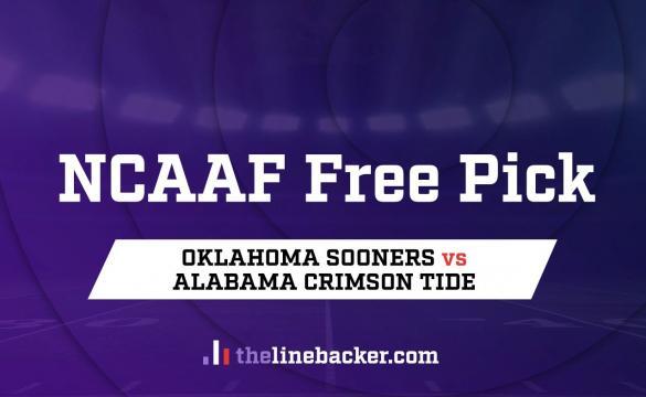Oklahoma vs Alabama Linebacker Free Pick