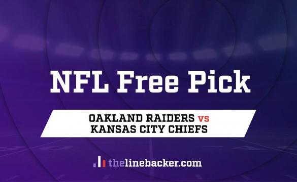 Raiders vs Chiefs Free Pick from Linebacker