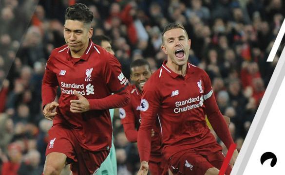 Liverpool Premier League Odds Robert Firmino