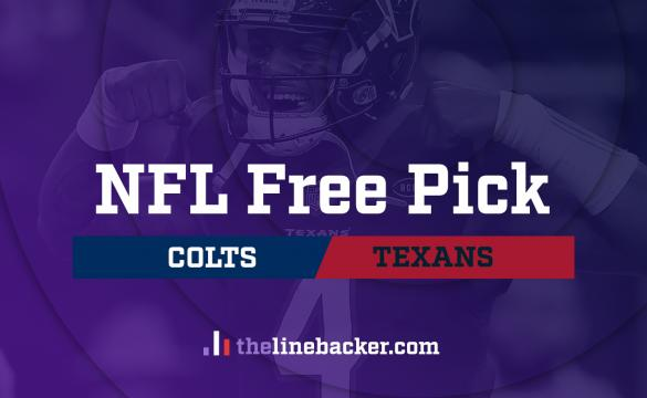 Linebacker free pick colts texans
