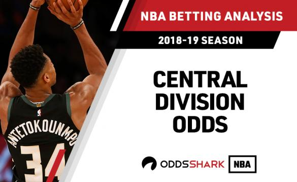 NBA Central Division Betting Odds January 3 2019