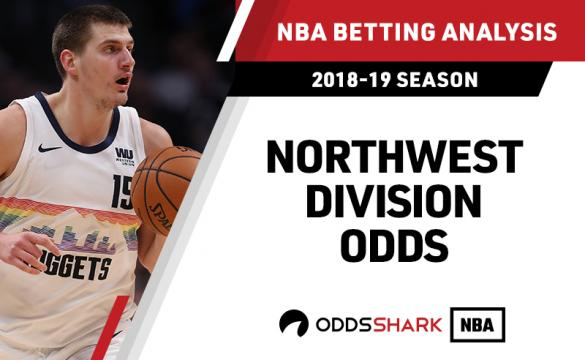 NBA Northwest Betting Odds January 4 2019