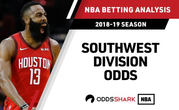 NBA Southwest Betting Odds January 4 2019