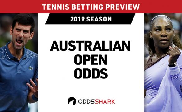 Australian Open Betting Odds January 10, 2019