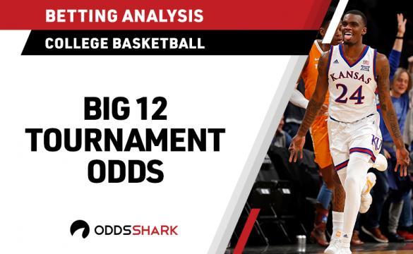 Big 12 tournament odds