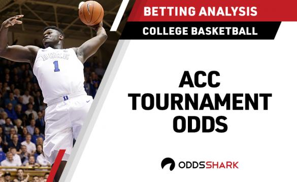 Odds to win ACC tournament